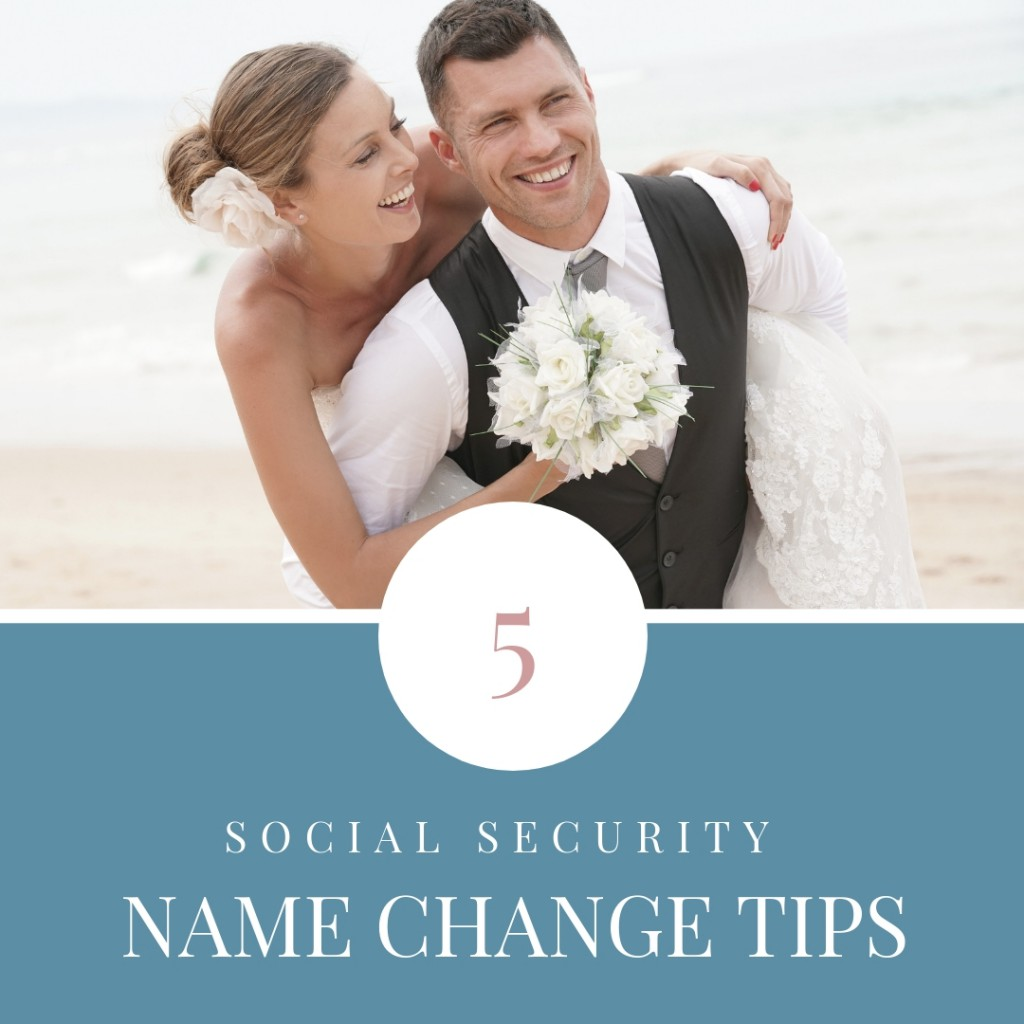 Social Security Name Change