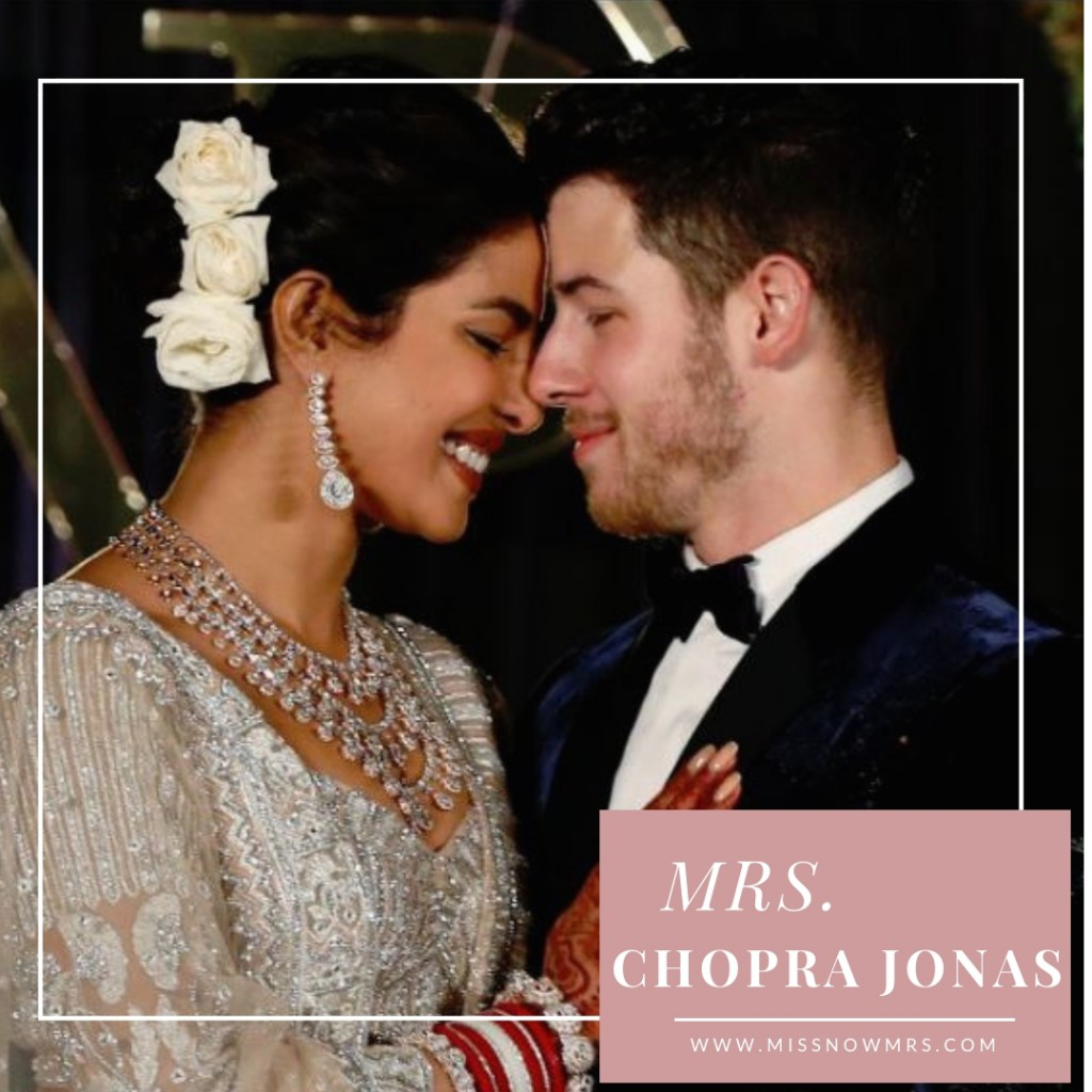 Priyanka Chopra Jonas Name Change Factors