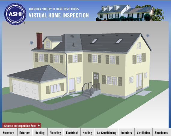 Ordinaire ... Tour Straight From The American Society Of Home Inspectors Which Will  Give You Detailed Information On What To Look For During A Home Inspection.