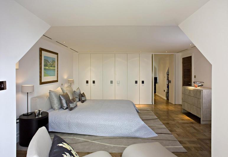 bespoke hand painted bedroom furniture