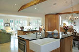 open plan living viewed from Kitchen
