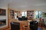 Bespoke maple home office
