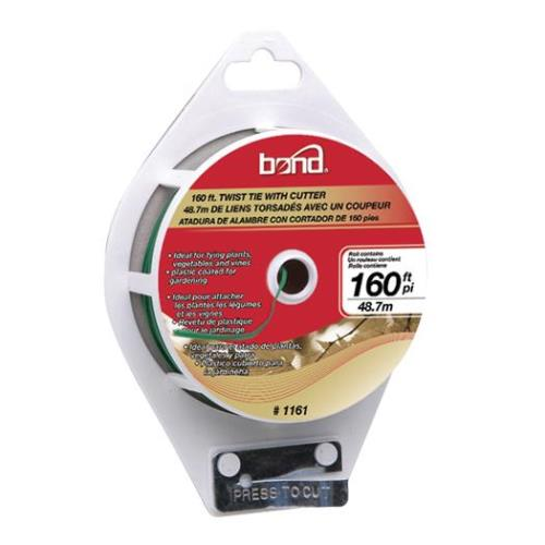 Bond Twist Tie Spool - 160 ft (12/Cs)