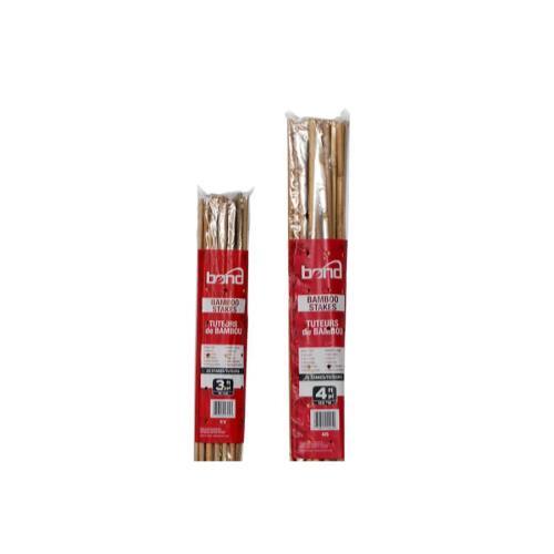 Bond Natural Bamboo HD Stakes 6 ft (6/Bag)