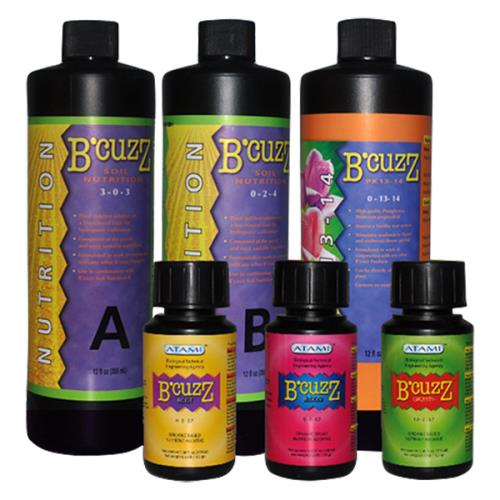 BCuzz Soil Micro Kit w/ Stimulants