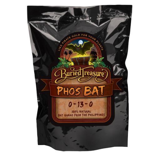 Buried Treasure Phos Bat Guano 0-13-0 11 lb (4/Cs)
