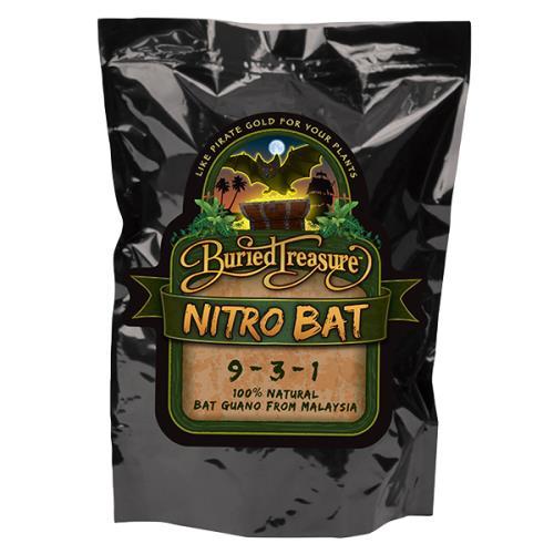 Buried Treasure Nitro Bat Guano 9-3-1 1 lb (12/Cs)