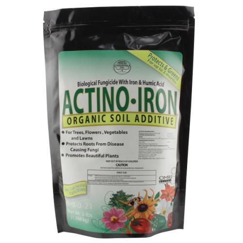Actino Iron 3 lb (12/Cs)