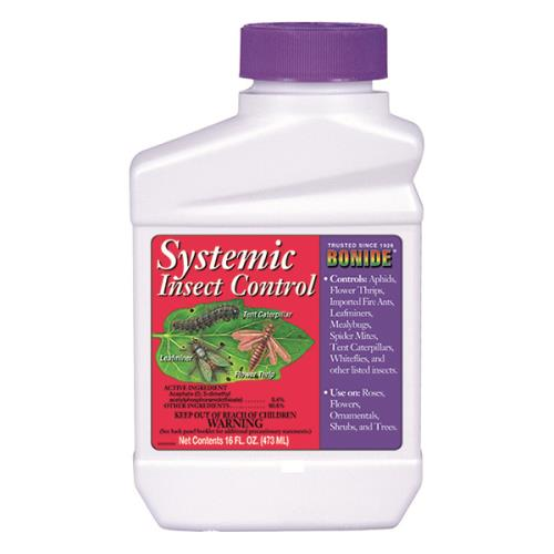 Bonide Systemic Insect Control Conc. Pint (12/Cs)