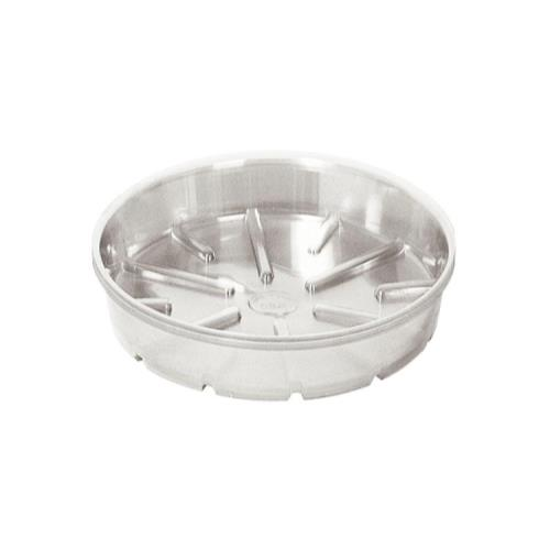 Bond Clear Plastic Saucer 10 in (25/Bag)