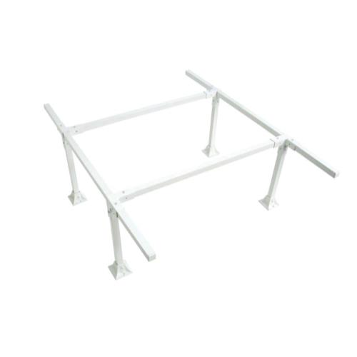 4 ft x 8 ft Bench & Legs (2/Boxes)