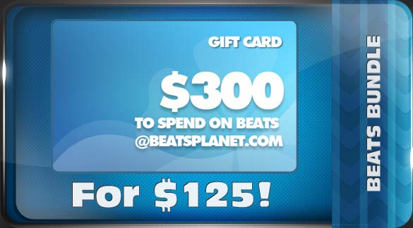 $300 of Beats for $125