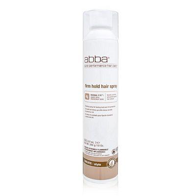 Abba Firm Hold Hair Sprays 10 oz