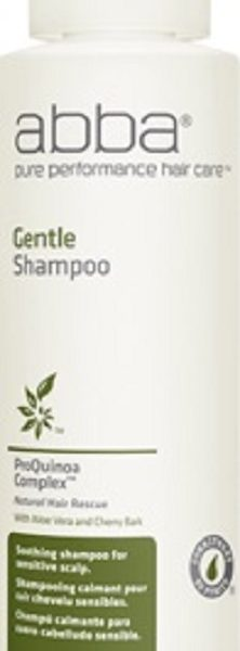 Abba Gentle Shampoo 8 oz