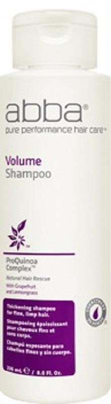 Abba Volume Shampoo 8 oz