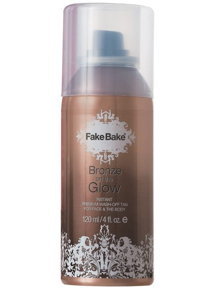 Fake Bake Bronze on the Glow