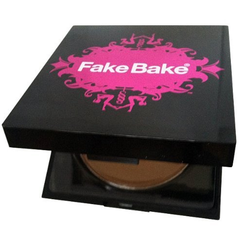 Fake Bake Bronzy Babe Face and Body Bronzing Compact