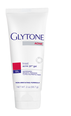 Glytone Acne 3P Gel 2 oz