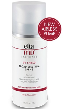 EltaMD UV Shield Broad-Spectrum SPF 45 for Oily to Normal Skin