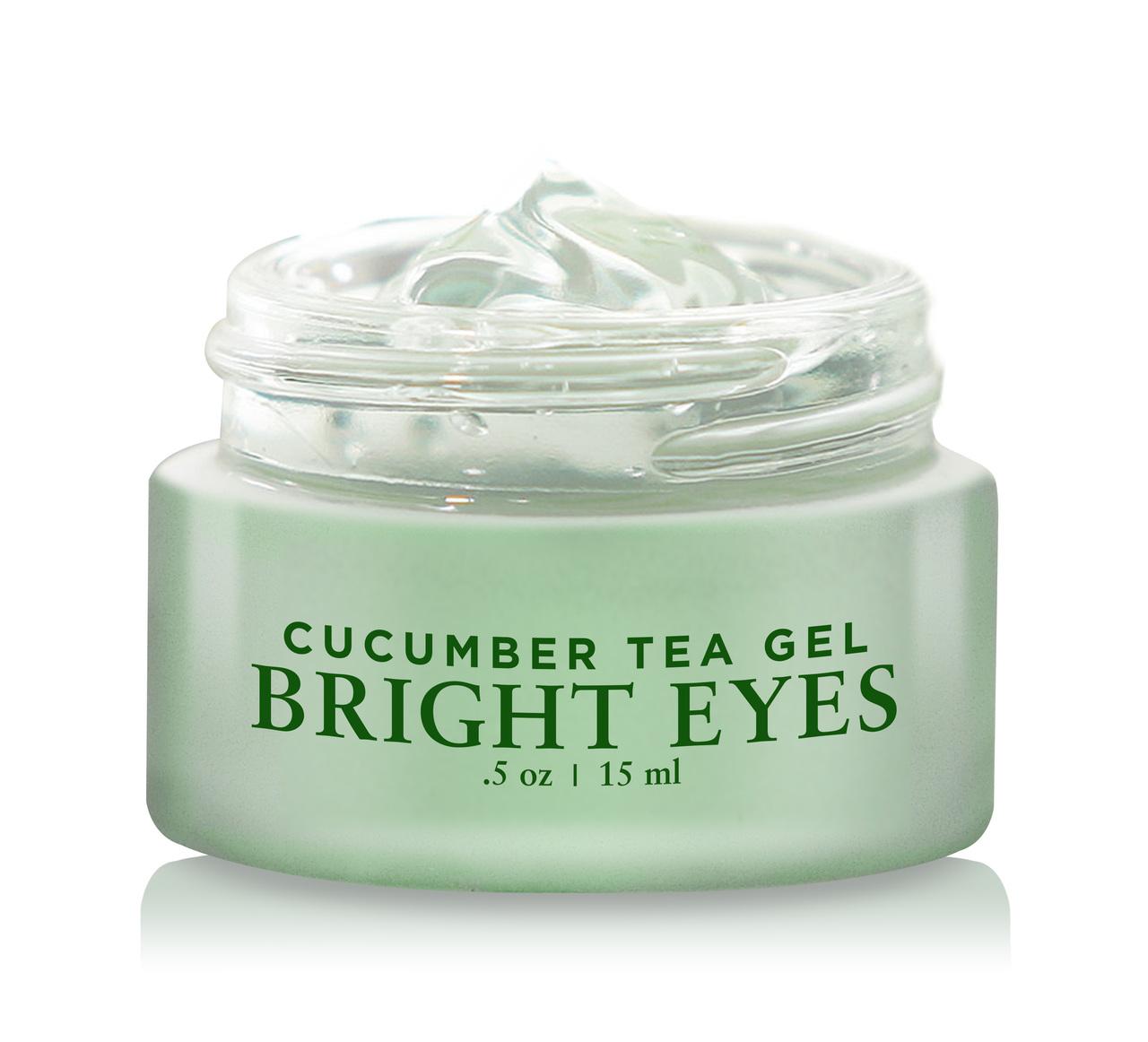 Basq Bright Eyes Cucumber Tea Gel