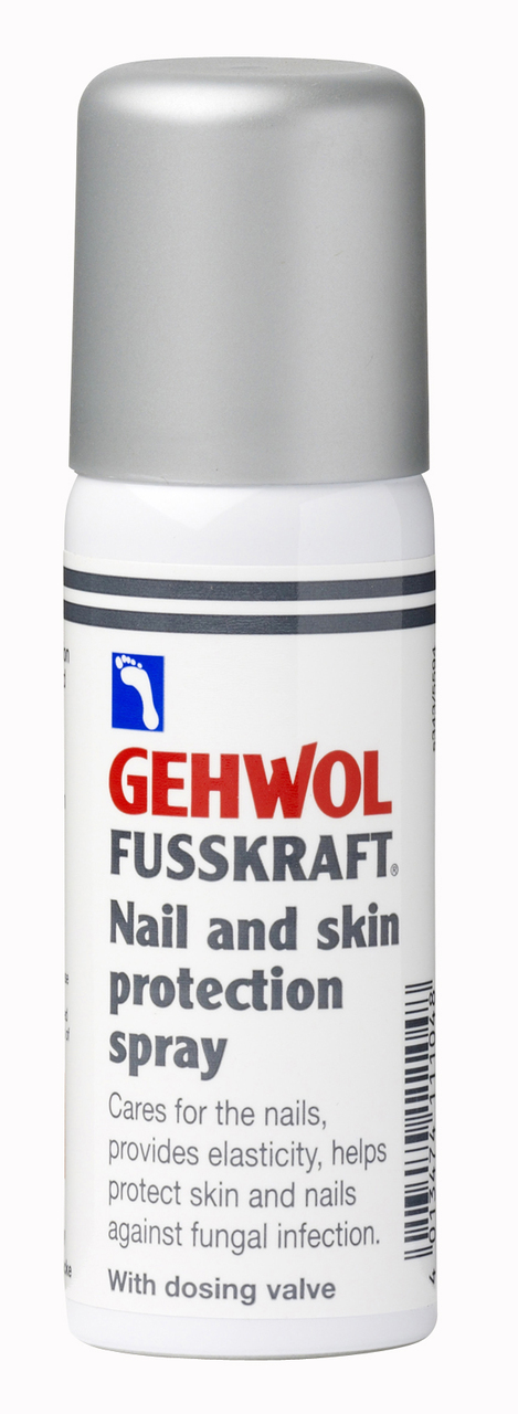 Gehwol Fusskraft Nail and Skin Protection Spray 1.7 oz