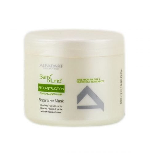 Alfaparf Semi Di Lino Reconstruction Reparative Mask 16.9 oz