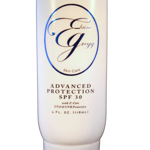 Elaine Gregg Advanced Protection SPF 30 4 oz