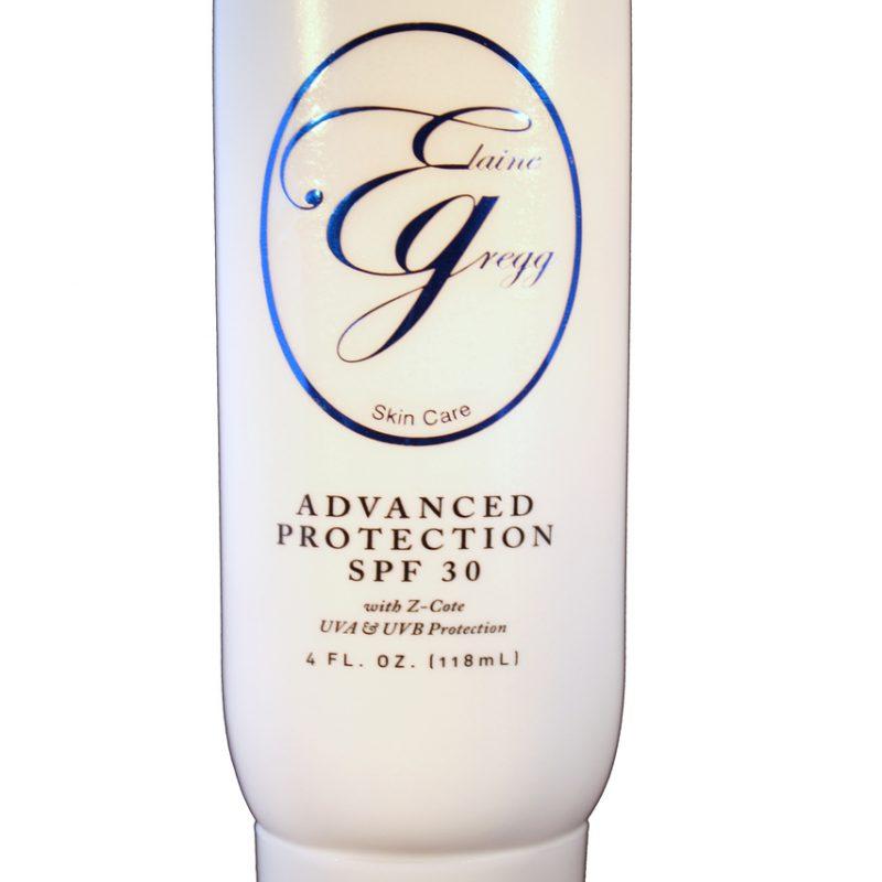Elaine Gregg Advanced Protection SPF 30 4 oz