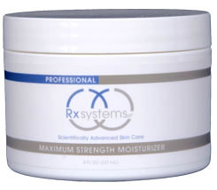 Rx Systems Maximum Strength Moisturizer 8 oz