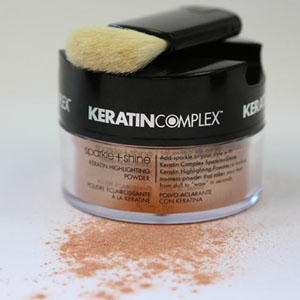 Keratin Complex Sparkle and Shine - Copper