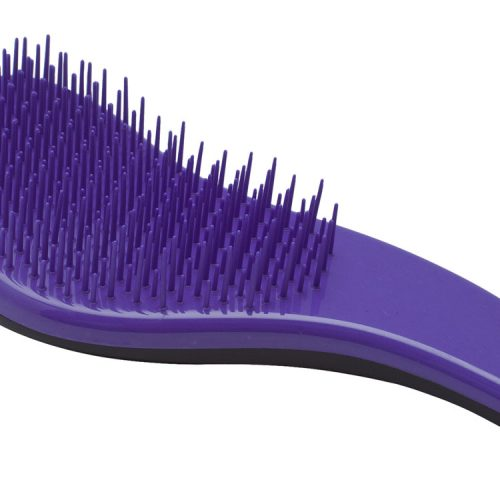 GoKnots Detangle Brush - Purple