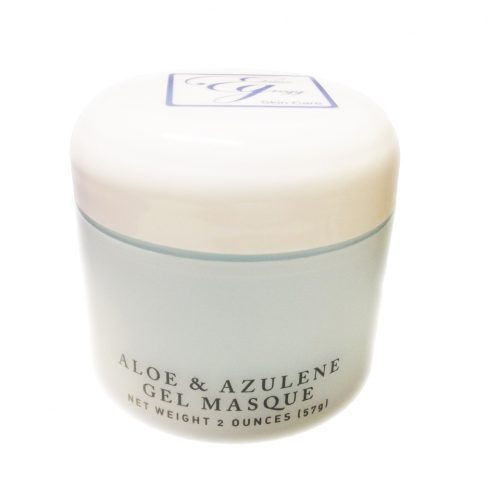 Elaine Gregg Aloe and Azulene Gel Masque