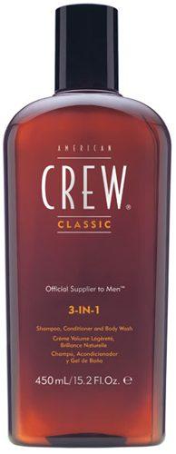 American Crew 3-in-1 15.2 oz
