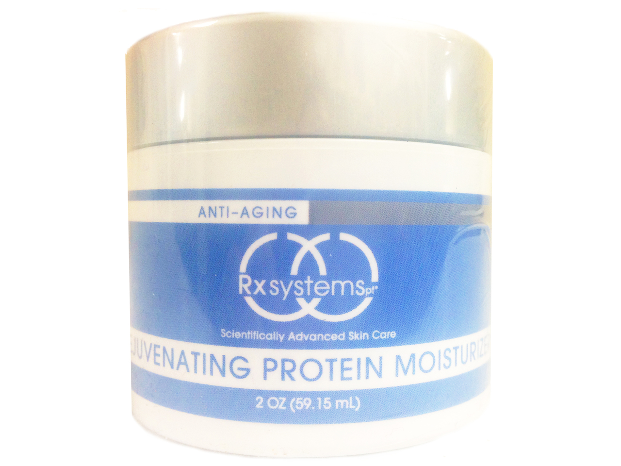 Rx Systems Rejuvenating Protein Moisturizer 2 oz