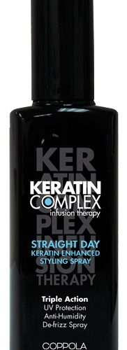 Keratin Complex Straight Day Spray 4 oz