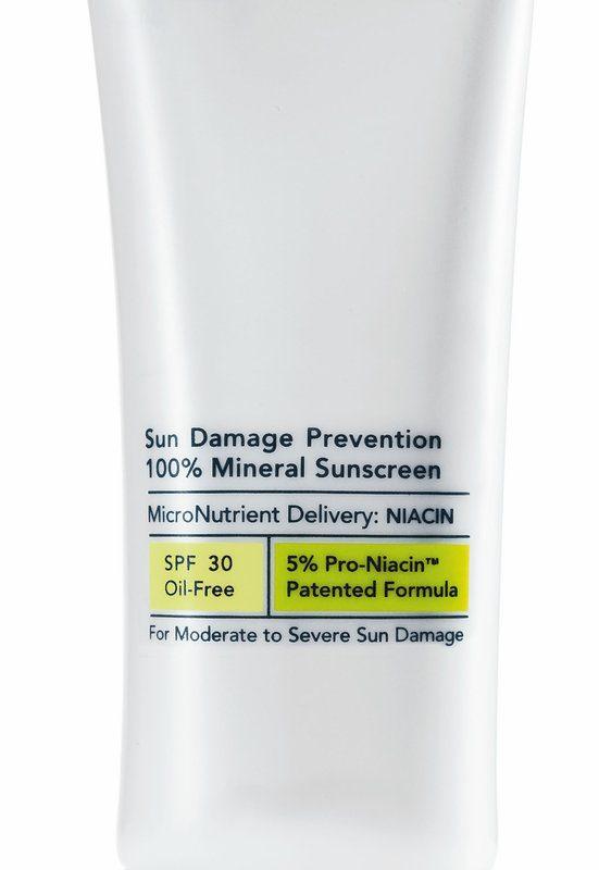 NIA24 Sun Damage Prevention 100% Mineral Sunscreen SPF 30 2.5 oz
