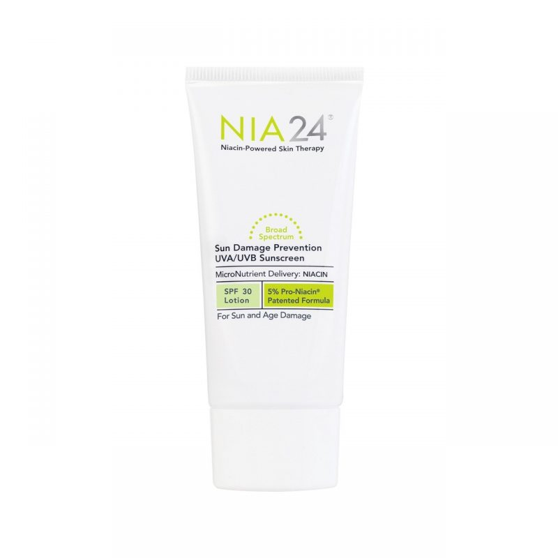 NIA24 Sun Damage Prevention UVA UVB Sunscreen SPF 30