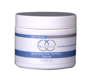 Rx Systems Rejuvenating Retinol Cream 2 oz