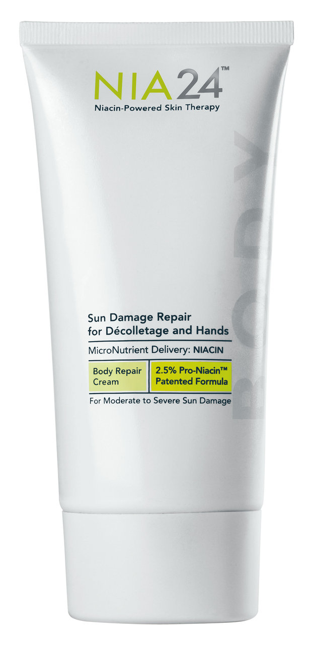 NIA24 Sun Damage Repair for Decolletage and Hands 5 oz