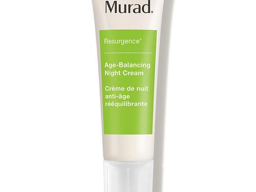 Resurgence Age-Balancing Night Cream (1.7 fl oz.) by Murad