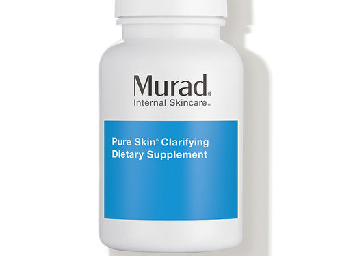 Pure Skin Clarifying Dietary Supplement (120 count) by Murad