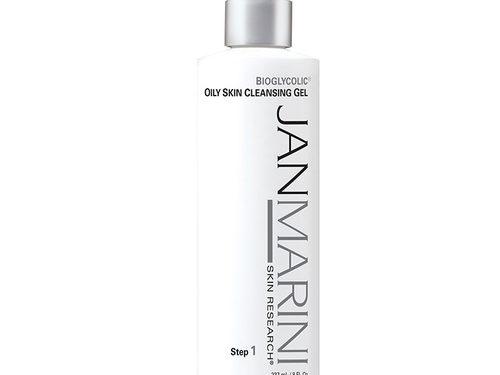Bioglycolic Oily Skin Cleansing Gel (8 fl oz.) by Jan Marini
