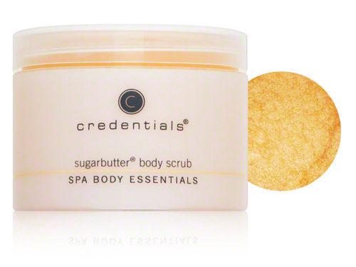 Spa Body Sugar Butter Body Scrub (8.5 oz.) by Credentials