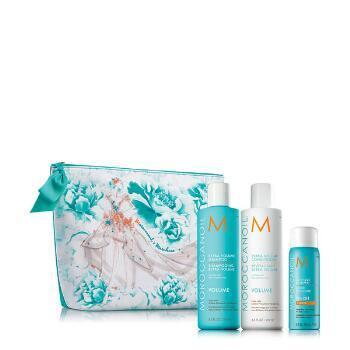 Moroccanoil Volume Spring Cosmetic Bag Kit