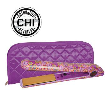 CHI Sweet Sugar Plum Ceramic Iron
