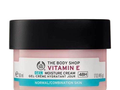 The Body Shop Vitamin E Gel Moisture Cream