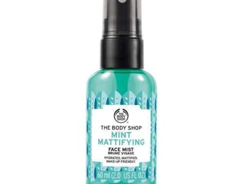 The Body Shop Mint Mattifying Face Mist