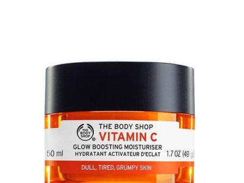 The Body Shop Vitamin C Glow Boosting Moisturizer