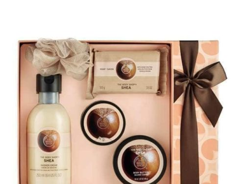 The Body Shop Shea Essential Selection