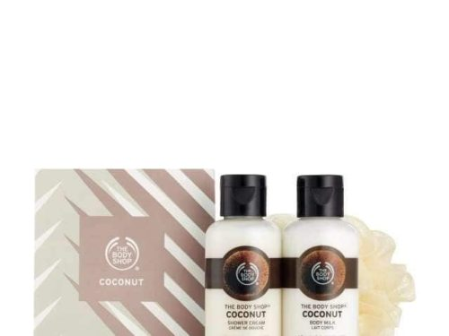 The Body Shop Coconut Treats